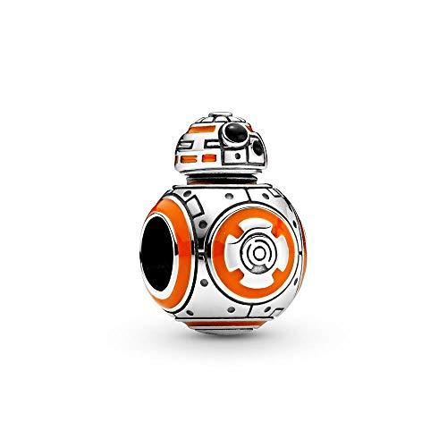 Pandora Star Wars BB-8 Charm Plata de Ley 799243C01