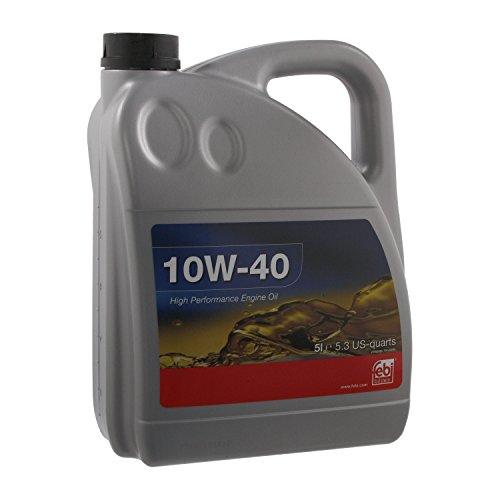 febi bilstein 32933 Motoröl SAE 10W-40 , 5 Liter
