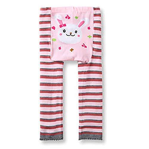Shiningup Bébé PP Pantalon unisexe tricotée chaud Pantalon mode Leggings Cartoon modèle pour Garçon Fille