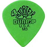 Dunlop Tortex Jazz Picks M3 0.88mm - green (36 pieces)