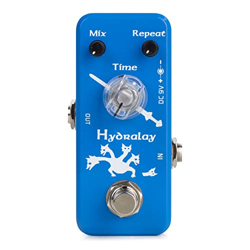 Movall by Caline MP-306 Hydralay Mini Delay Guitar Effects Pedal