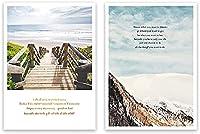 アートプリントキャンバスプリントスノーマウンテンビーチブリッジ北欧の風景ポスター自然の風景モチベーションモダンな家の装飾2個50x70cmフレームなし
