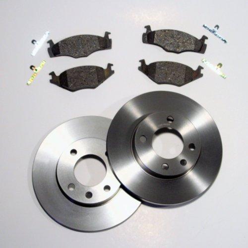 Autoparts-Online Bremsscheiben/Bremsen mit Beläge Vorn