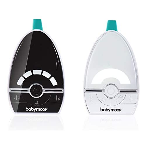 Babymoov A014303 Expert Care Babyphone Audio, 1000 m