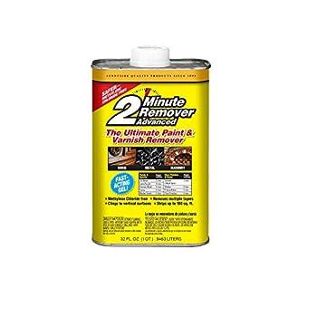 Sunnyside Corporation 63432 Paint & Varnish Quart 2 Minute Remover Advanced Gel