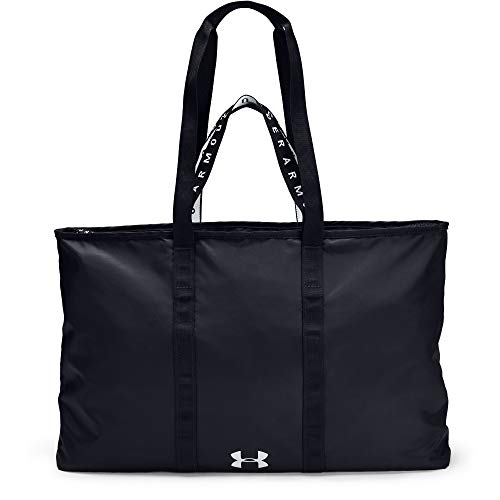 Under Armour Women's Favorite Tote 2.0 , Black (002)/White , One Size Fits All