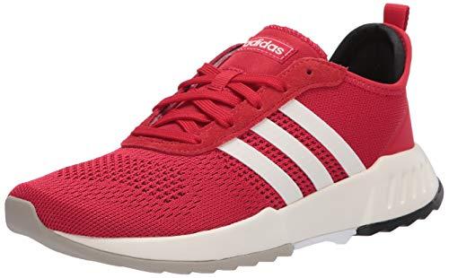 adidas Herren EG3492_43 1/3 Sneakers, Scarlet Chalk White Core Black, EU