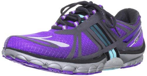 Brooks Damen Pure Cadence W Laufschuhe, Electric Purple/Anthracite/Blue Radiance, 36.5 EU