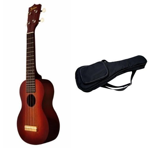 【ソフトケースセット】Famous ukulele ( フェイマス ウクレレ ) FS-7G ソプラノ