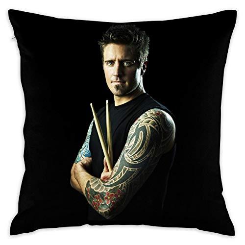 WO918 Nickelback Decorative Throw Pillow Covers Case Pillowcases Kissenbezüge (40cmx40cm)