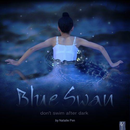 Blue Swan audiobook cover art