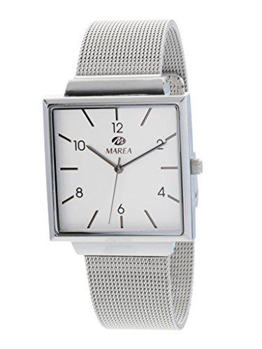 Reloj Marea Hombre B41201/1 Malla Cuadrado