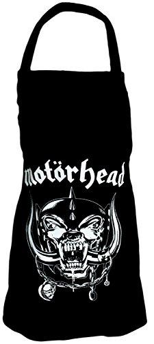 Motörhead BBQ-schort Engeland Warpig Skull kookschort