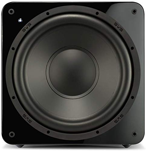 SVS SB-1000 Subwoofer, Farbe: piano gloss schwarz