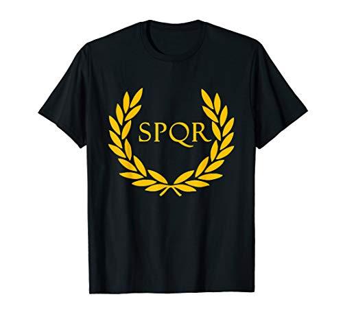 SPQR Rom Legions-Jupiter-T-Shirt T-Shirt
