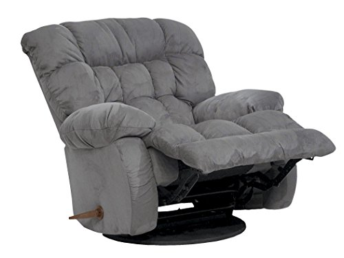 Catnapper Oversized Recliner Chair Graphite