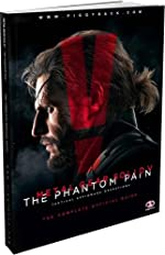 Metal Gear Solid V - The Phantom Pain, the Complete Official Guide de Piggyback