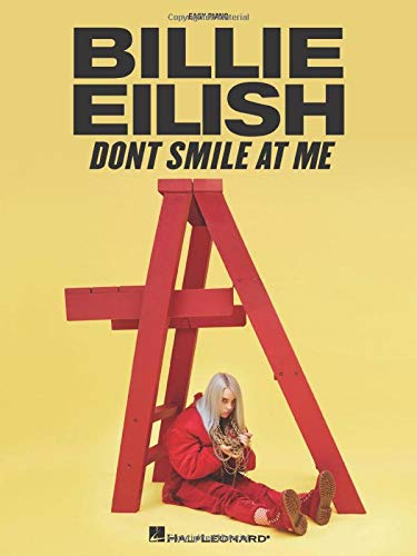 Billie Eilish - Don't Smile at Me: Easy Piano Songbook (Easy Piano Folios)