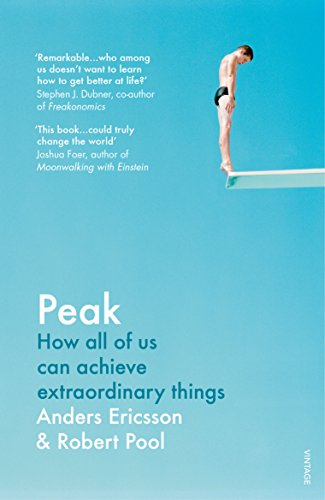 Peak: How All of Us Can Achieve Extraordinary Things (English Edition)