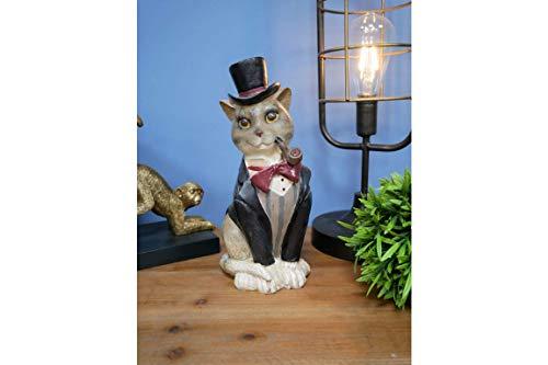Gentleman Cat Ornament