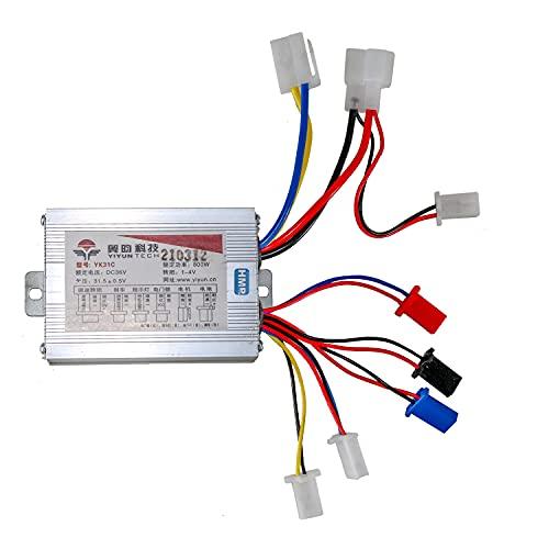 HMParts - E-Scooter E-Bike Steuergerät Controller 36V 800W - YK31C
