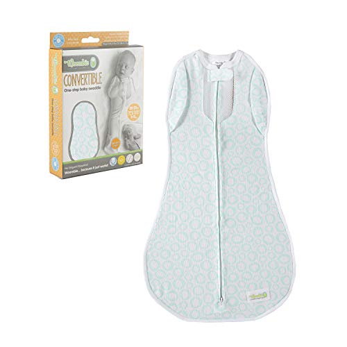 Vented Litt Woombie Air Nursery Swaddling Blanket For Babies Up to 6 Months