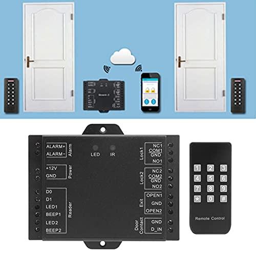 Tablero de control de acceso, relé dual independiente tradicional Modos de acceso múltiple Tablero de control de relé dual para el sistema de seguridad de acceso