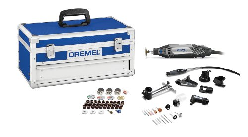 Dremel 4200-8/64 Corded Rotary Tool Kit with EZ Change,...
