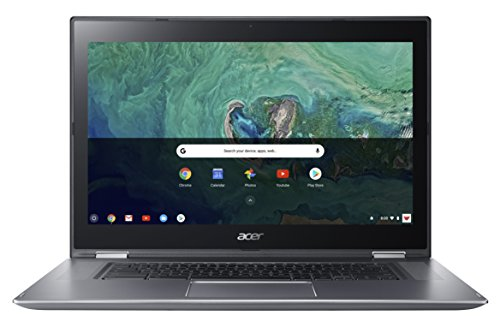 Acer Chromebook Spin 15 CP315-1H - (Intel Pentium N4200, 8GB RAM, 64GB eMMC, 15.6 inch FHD Touchscreen Display, Google Chrome OS, Silver)