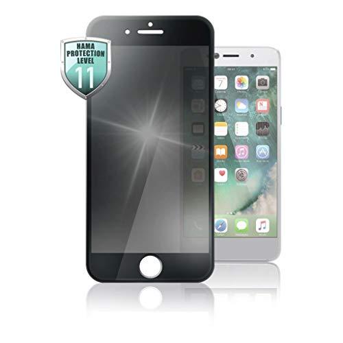 Preisvergleich Produktbild Hama Privacy Displayschutzglas Passend für: Apple iPhone SE (2.Generation),  Apple iPhone 6, 7, 8 1 St.