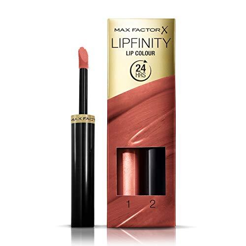 MAX FACTOR lippenstift kleur 150 BARE Lipfinity