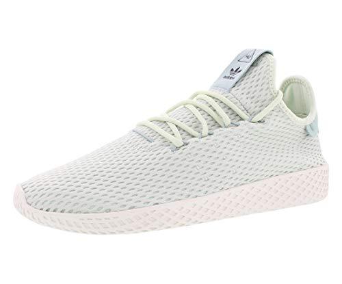 adidas Mens Pharrell Williams Tennis HU Athletic Shoe (6, Linen Green 6367)
