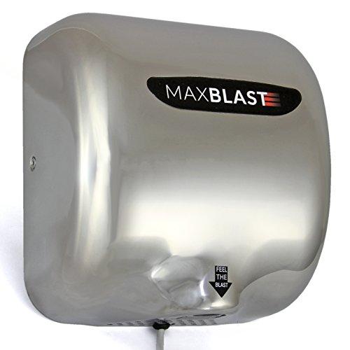 MAXBLAST - Secador de Manos Eléctrico 120 metros/segundo 72db