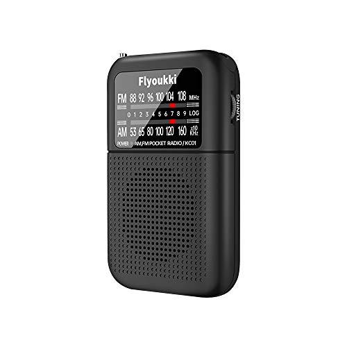Radio Transistor Pequeño  marca Flyoukki