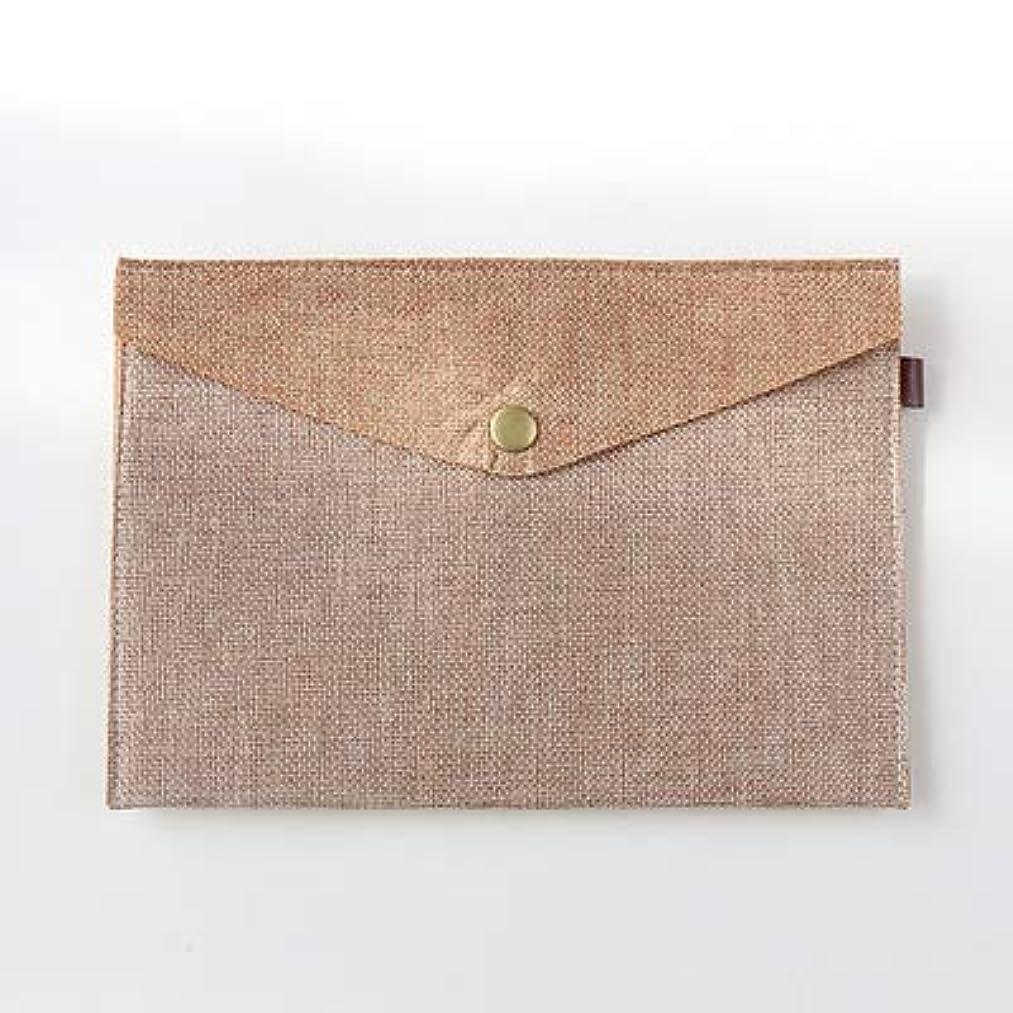 Leather File Folder Student Plastic Folder Paper Bag Documents Menu File Folders Stationery