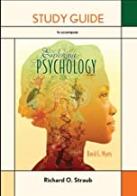 Study Guide for Exploring Psychology by David G. Myers (2012-11-02)