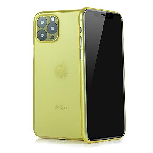 QUADOCTA - Custodia Ultra Sottile per iPhone 11 PRO (5,8'), Trasparente, Compatibile con Apple iPhone 11 PRO