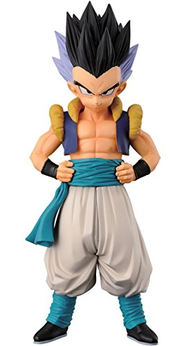 BANPRESTO DRAGONBALL Z SUPER MASTER STARS PIECE THE GOTENKS PVC FIGURE MSP