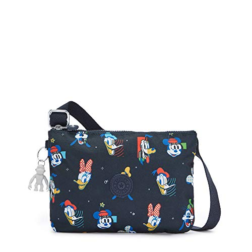 Kipling Disney's Mickey & Friends Raina Crossbody Bag Team Mickey