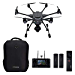 Yuneec Typhoon H Pro with Intel RealSense Technology - 4K Collision Avoidance Hexacopter Drone, Carbon Fiber (YUNTYHBRUS) (Renewed)