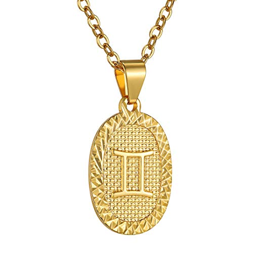 Medalla dorada de Géminis