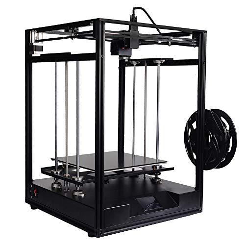 Stabiler sicherer 3D-Drucker, praktischer COREXY 3D-Drucker, USB für PLA ABS TPU(European regulations)