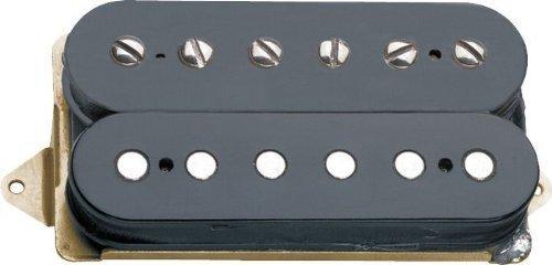 Dimarzio ディマジオ EJ Custom Neck Black DP211F Fスペース ハムバッカー ギター ピックアップ エリックジョンソン モデル ネック(フロント)ポジション用 DP-211 [並行輸入品]