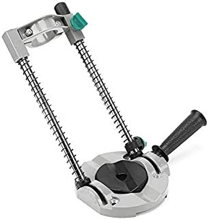 ROY-ROJAS Multi-Angle Drill Guide Attachment,Adjustable Angle Drill Stand up to