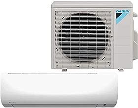 Daikin 9,000 Btu 19 Seer Single Zone Ductless Mini Split Heat Pump System (AC and Heat)