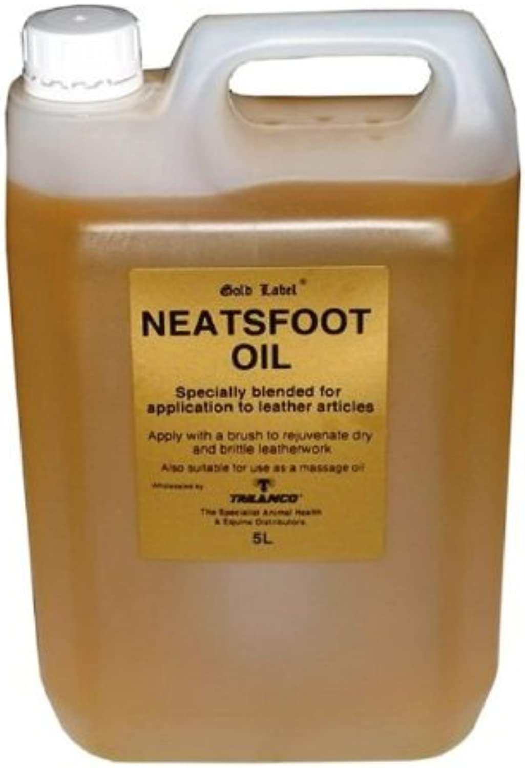 gold Label  Neatsfoot Oil x 5 Lt