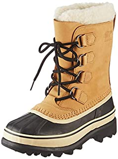 Sorel Women's Caribou Winter Boots, Brown Buff, 7.5 UK 40.5 EU (B0045DSVVS) | Amazon price tracker / tracking, Amazon price history charts, Amazon price watches, Amazon price drop alerts