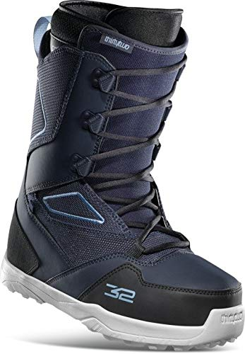 Thirty Two Light Mens Snowboard Boots Navy Sz 11