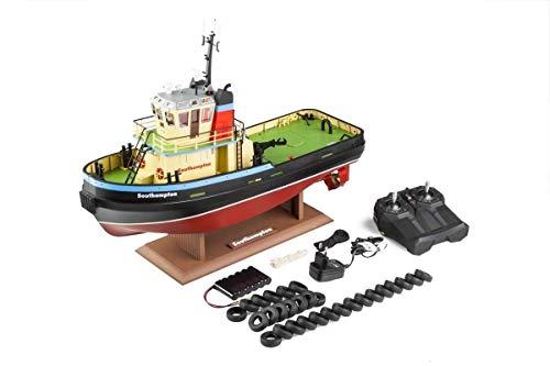 Hobby Engine Southampton Hafenschlepper RTR Set 2,4Ghz mit Sound, Rauch