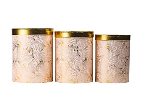 Cajas Decorativas Carton Flores cajas decorativas carton  Marca DECOPRO
